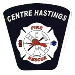 Centre Hastings Fire Department Logo